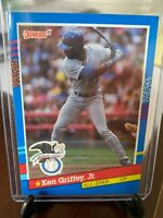 1991 Donruss Ken Griffey Jr All-Star HOF #49 Rare Error Card No period after INC