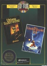 ULTIMA UNDERWORLD I & II +1Clk Windows 10 8 7 Vista XP Install