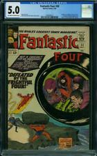 Fantastic Four #38 CGC 5.0 -- 1965 -- Frightful Four Paste Pot #1990885015