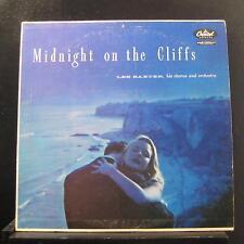 Les Baxter - Midnight On The Cliffs LP VG T-843 Mono 1957 1st Vinyl Record