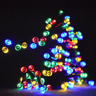 Impermeable GUIRNALDA LUCES 100/200/300/400 / 500 LED Outdoor árbol de Navidad