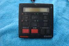 Autohelm ST6000 Autopilot Auto Pilot Display for Parts.