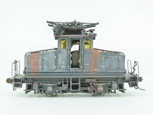HO Scale Roco Foggy Grove Custom Electric Loco