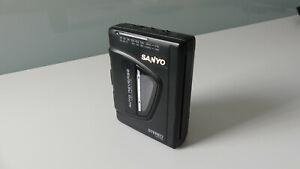 SANYO Walkman Stereo Cassette Player Mgr 925 Car Reverse