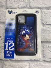 Disney Parks Sorcerer Mickey Fantasia D-Tech iPhone 12 Pro Max Case New