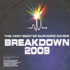 VARIOUS - The Very Best Of Euphoric Dance Breakdown 2009 - Ministry Of Sound