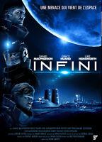 DVD Infini Une Menace Qui Vient De L'espace NEUF