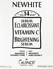 Guinot Newhite Brightening Serum 23.5ml + 1.5g Vial Of Vitamin C Brand New