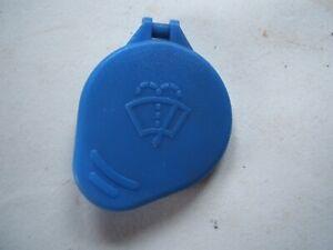 Volvo Windscreen washer bottle reservoir cap blue 8678421