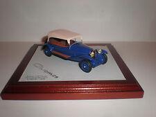 1/43 Ilario 1926 Bugatti Type 38 Tourer  Lavocat & Marsault closed
