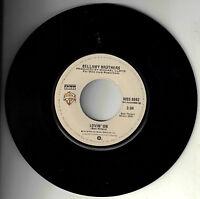"""BELLAMY BROS! - """"MY SHY ANNE"""" B/W """"LOVIN' ON"""" WBS-8692 STEREO 45 VG+!!"""