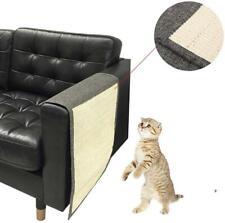 KECUCO Cat Scratching Mat Sofa Shield Furniture Cover/Protector - DARK GREY