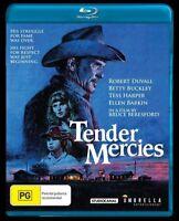 Tender Mercies (Blu-ray) Robert Duvall, Bruce Beresford [Region B] NEW/SEALED