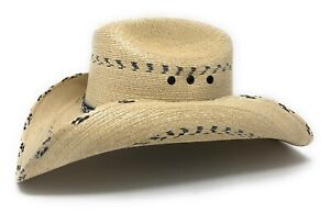 100X Hand-Shaped here in USA Unofficial Kenny Chesney Palm Leaf Cowboy Hat