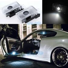Bright White Car LED Courtesy Under Door Light Kit For Acura TLX RLX MDX TL ZDX