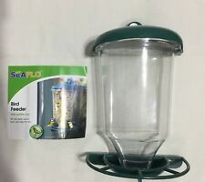 Transparent  Bird Feeder. New.   UK.