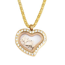 Gifts for Mom Heart Necklace Set Mother's day gift