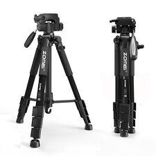 Профессиональный алюминиевый портативный дорожный штатив для Canon DSLR камеры и видеокамеры
