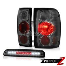 Rear Tail Lights Assembly Roof 3RD Brake Lamp LED Smoke 2001-2011 Ford Ranger V6