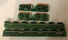 LGE XR Board Set of 4-6870QFE014B, 6870QDE014B, 6870QME012B, & 6870QSE014B-Used