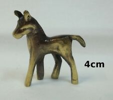 figurine cheval,poulain en bronze, collection,vitrine,horse, paard, animal (33)