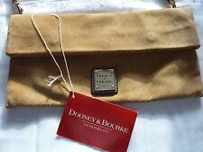Dooney & Bourke Foldover Clutch - Camel Color - UU527 CM - Includes Original Tag