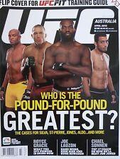UFC Australia Magazine Issue 22 - April 2013 20% Bulk Magazine Discount