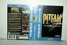 PITFALL THE MAYAN ADVENTURE PER SEGA MEGA DRIVE ACCESSORIO USATO DM1 51540