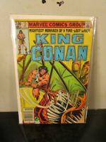 KING CONAN # 13 Marvel 1982  BAGGED BOARDED