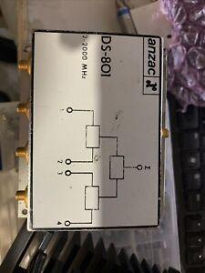 MACOM DS801 4-way power splitter 2-2000MHz