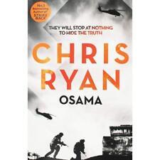 Chris Ryan - Osama *NEW*  + FREE P&P