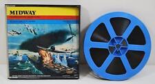 Midway - Super 8 Colour & Sound Cine Film - Selected Scenes - Heston & Fonda