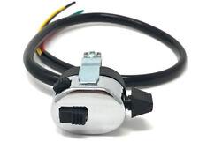 "Motorbike Indicator Horn & High Low Switch Custom Lucas Replica - 7/8"" 22mm Bars"