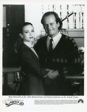 BEBE NEUWIRTH KELSEY GRAMMER PORTRAIT CHEERS ORIGINAL 1989 NBC TV PHOTO