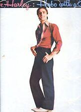 STEVE HARLEY hobo with a grin HOLLAND 1978 EX LP