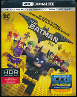 EBOND LEGO Batman 4K ULTRA HD + BLU-RAY + COPIA DIGITALE D401009