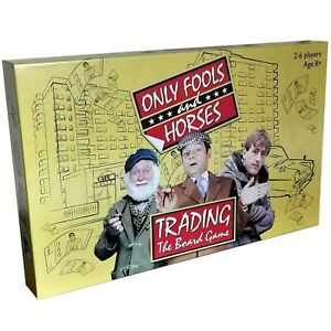 ONLY FOOLS AND HORSES TradingThe Board Game New