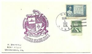 Usa: 1961; Cover operation Deep Freeze, on board the ship Arnes EBN017