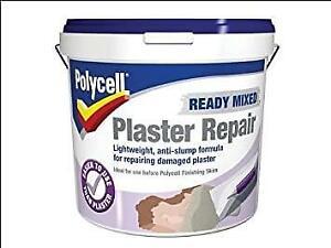 POLYCELL POLYFILLA READY MIXED PLASTER REPAIR FILLER 2.5L