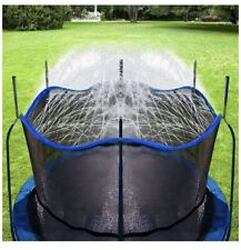 Trampoline Sprinkler for Kids, Outdoor Trampoline Backyard