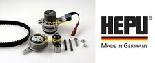 HEPU Timing Cam Belt Kit Pump Audi A3 A4 A5 Q5 TT Seat Leon Octavia 1.6 2.0 TDi