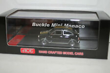 1/43 ACE MODEL CARS JOHN CENTRONE'S AUSTRALIAN BODY BUCKLE MINI MONACO BLACK