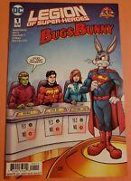 LEGION OF SUPER-HEROES/ BUGS BUNNY #1 SPECIAL ~ NM 2017 LOONEY TUNES DC COMICS