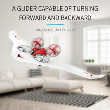 3 in 1 Remote Control RC Drone Flying Hovercraft Land Driving Mode Quadcopter