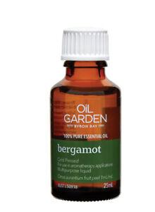 The Oil Garden Bergamont Essential Oil 25ml