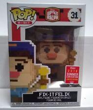 Funko Pop Fix It Felix Summer Convention Exclusive
