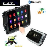 """9"""" Android Autoradio Stereo 2din GPS VW PASSAT GOLF 5/6 JETTA TIGUAN SEAT SKODA"""