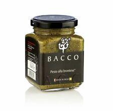 Pesto la Brontese avec Pistache au 80% - Produit de Bronte - Vase de 200 Gr