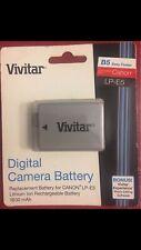 """Vivitar Digital Camara Battery 1800mAh """"NEW"""""""
