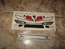 RC HPI Logo Decal Sheet New (1) 106947